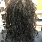 ウェーブのようなクセ毛を髪質改善でショートに❣️
