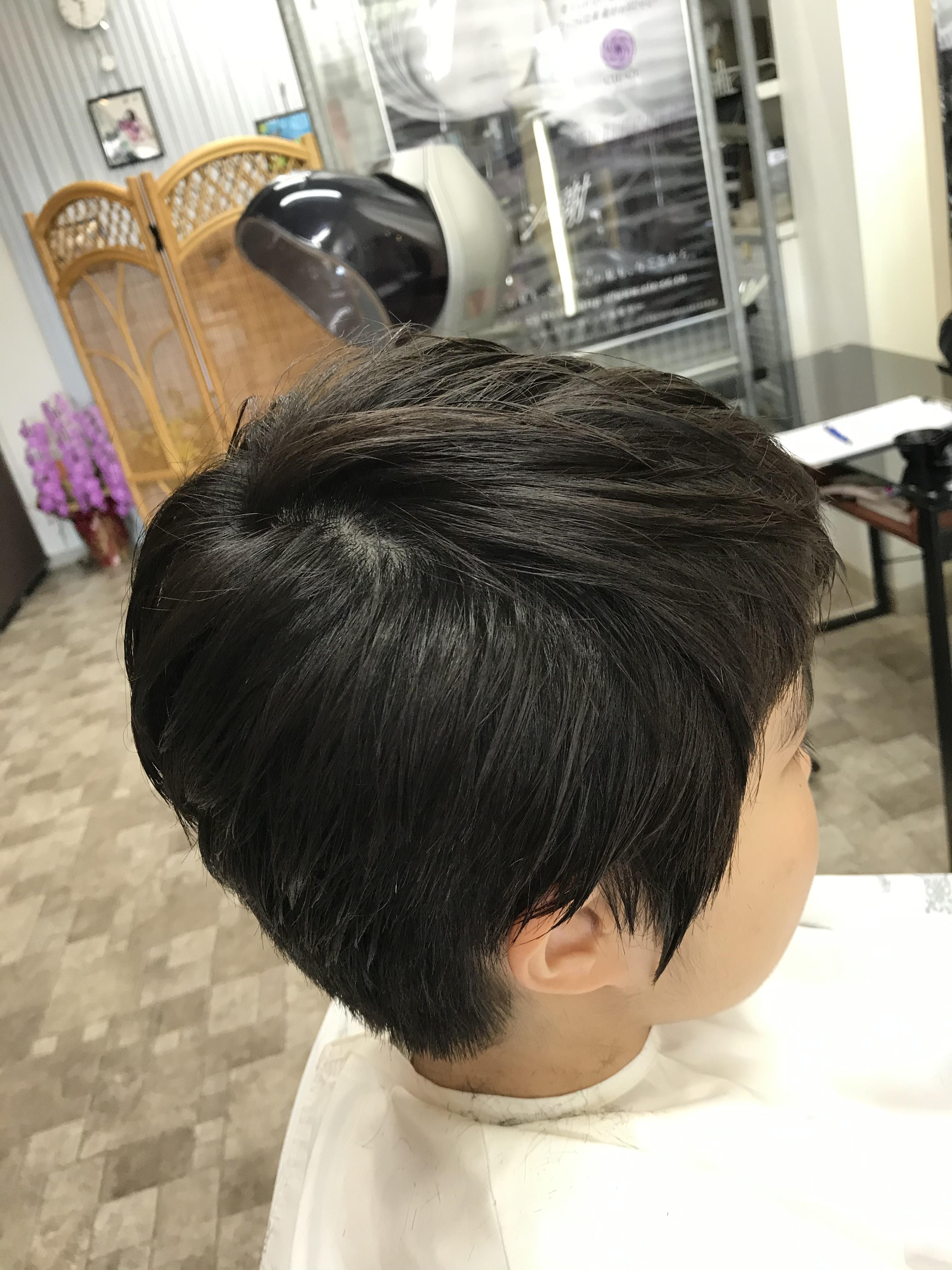 髪が拡がって、頭が大きく見える方の改善方法❣️
