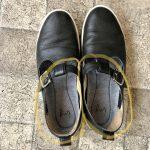 貴方の履いた靴、脱いだ後の形が教えてくれるもの。