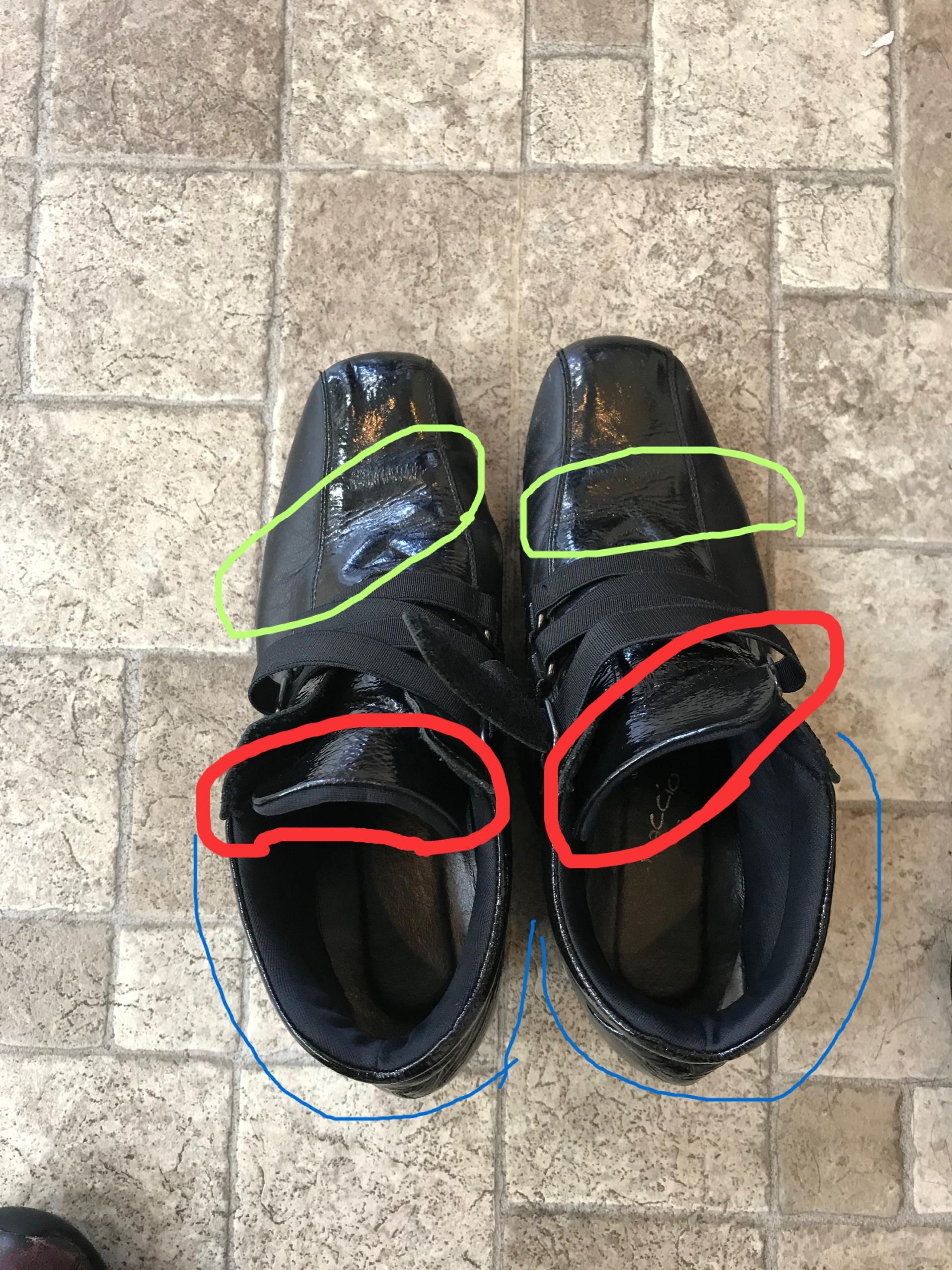 貴方の履いた靴が教えてくれる、身体の状態②