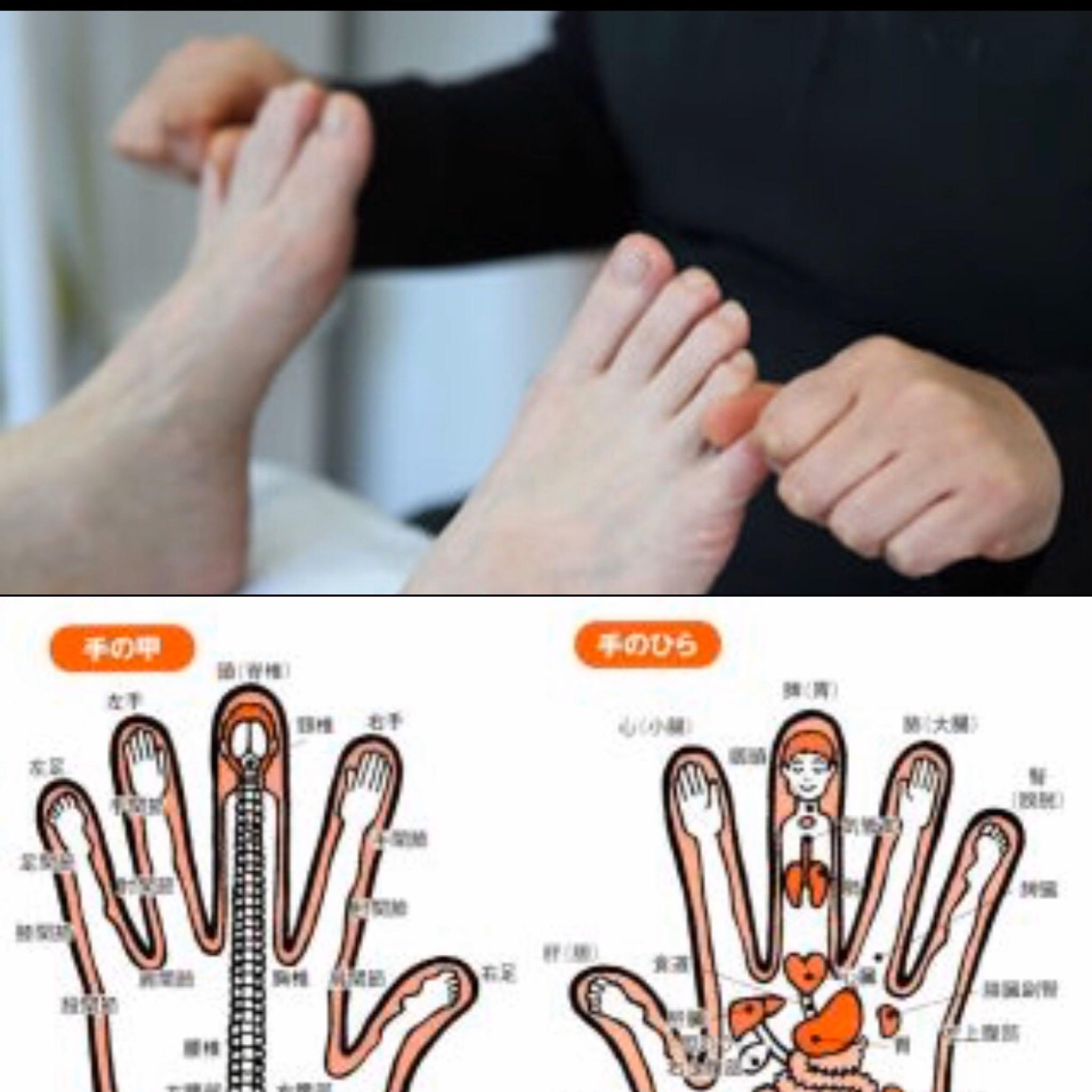肩や腰が痛いのに、なぜ足なのか?①