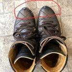 貴方の履いた靴からのお知らせ③