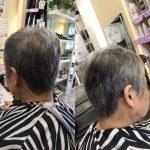 年齢と共に髪のハリコシが弱くなって、つむじが割れる方の改善方法。
