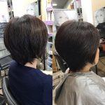 髪の量が多い、襟足の浮きグセ、そんな悩みを根本から改善します。