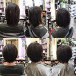 髪が細くてくせ毛さん、矯正ストレートをするしか無いと思ってきた髪が驚きの変化❣️
