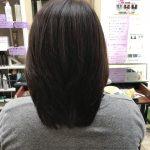 くせ毛、〇〇変えたら髪がまとまって、白髪も目立たない。