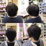 髪の悩みの改善の為に有るカット💕