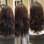 髪が多くて広がりやすいくせ毛さんにパーマをかけたら?