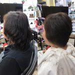 キュビズムカットで自分の髪を好きになる
