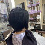 髪が多くて頭が大きく見える悩みを改善