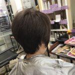 髪が跳ねる原因は髪にあるのでは無く、頭の形にあります