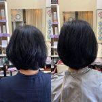 くせ毛が強くなって、髪質改善スペシャルメニュー