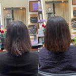 髪の扱い方