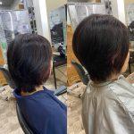 イリイリ髪から艶髪へ