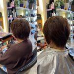 髪が重たくなるのは、どこから?