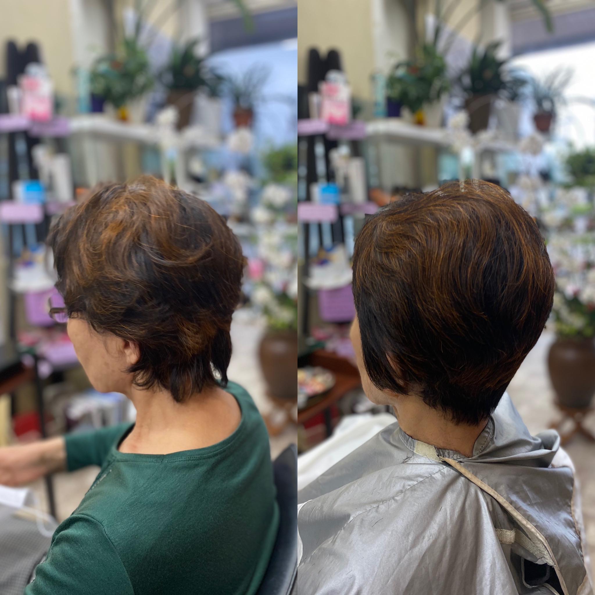 年々強くなるくせ毛も、乾かすだけでまとまります