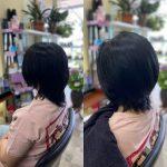 髪がまとまらないのは、左右の頭の形が違うのです