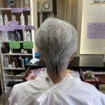 超直毛の髪にも丸みをつけるカット