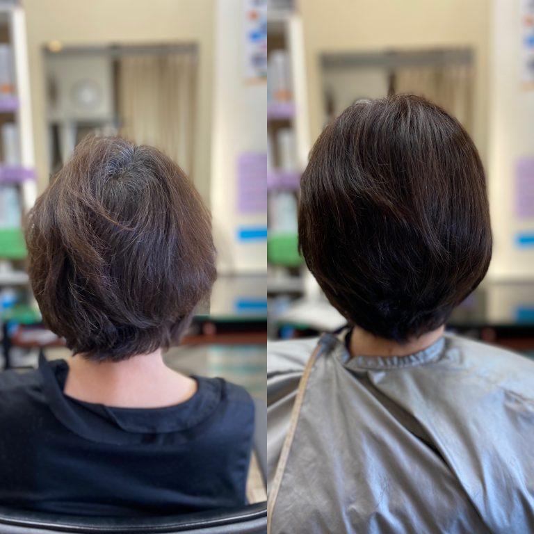 強くなってきたくせ毛の乾かし方