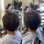 くせ毛が気にならなくなると、次はヘアスタイル